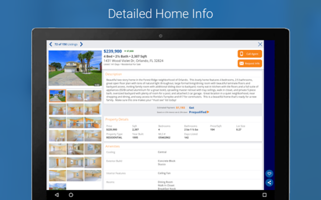 Homes for Sale, Rent - Real Estate screenshot 8