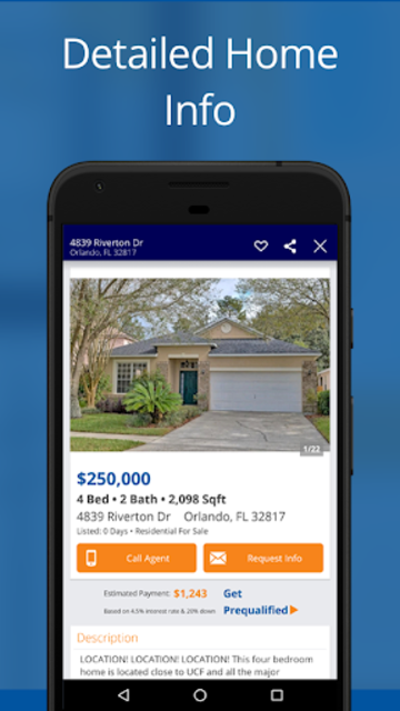 Homes for Sale, Rent - Real Estate screenshot 3