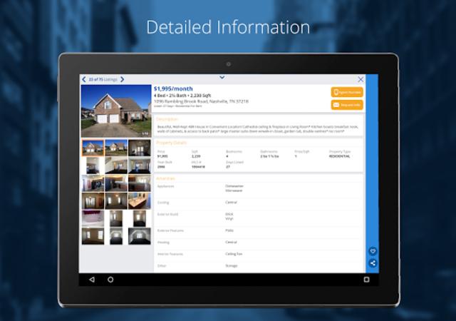 Rentals by Homes.com 🏡 screenshot 8