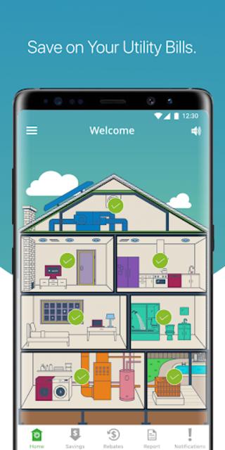 HomeSelfe screenshot 2