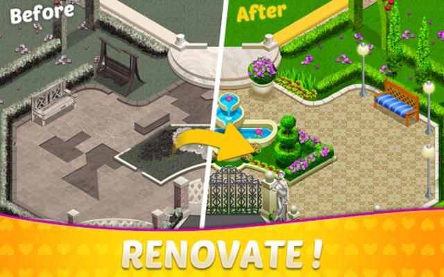 Home Design & Mansion Decorating Games Match 3 screenshot 4