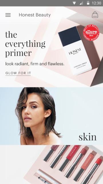 Honest Beauty: Makeup & Beauty screenshot 1