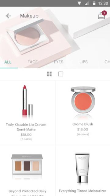 Honest Beauty: Makeup & Beauty screenshot 2