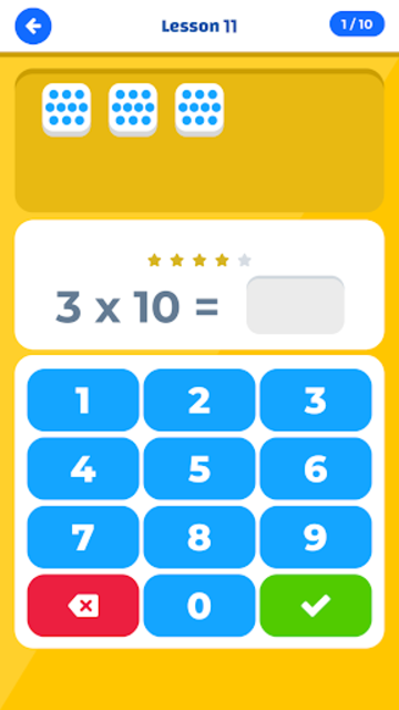 Multiplication Table IQ / Times Tables screenshot 3
