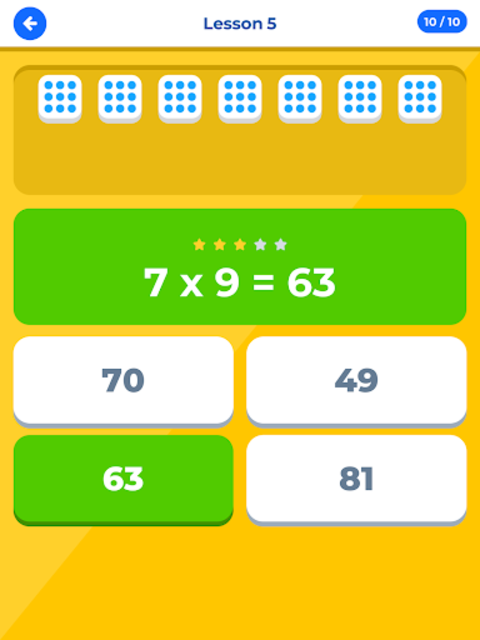 Multiplication Table IQ / Times Tables screenshot 10