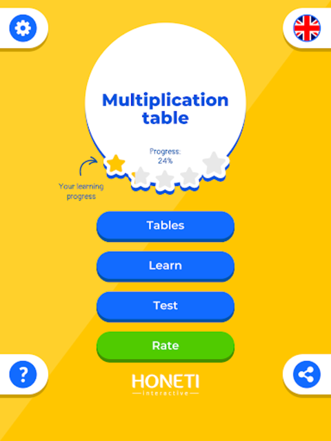 Multiplication Table IQ / Times Tables screenshot 9