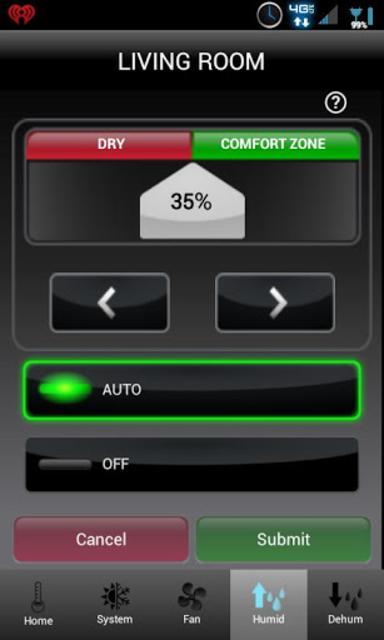 Total Connect Comfort screenshot 6