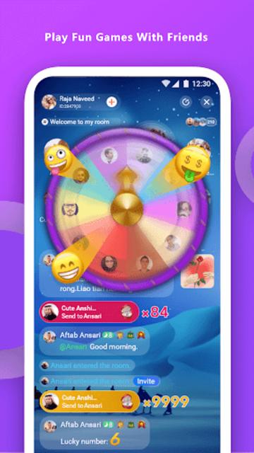 Hotchat- Chatting& Make new friends screenshot 3