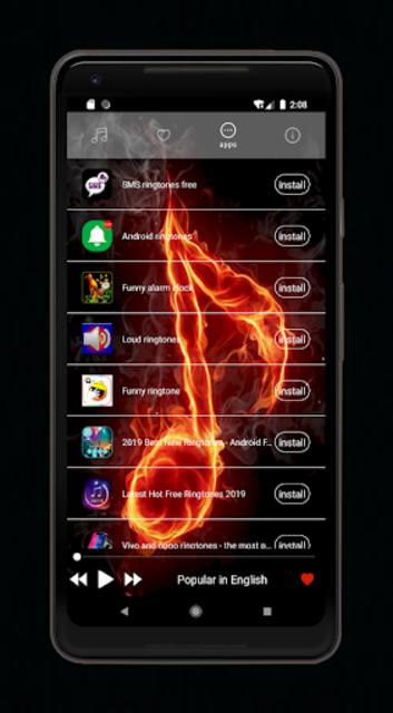 2019 best ringtones for free download screenshot 5