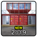 Icon for House Container Design