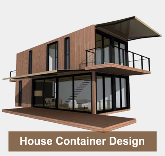 House Container Design screenshot 2