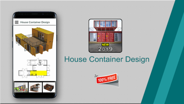 House Container Design screenshot 6