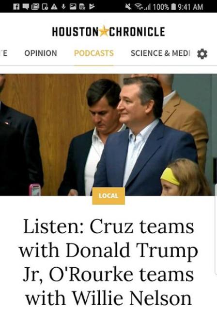 Houston Chronicle News screenshot 12