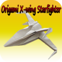 Icon for How to make Origami X-wing Starfighter