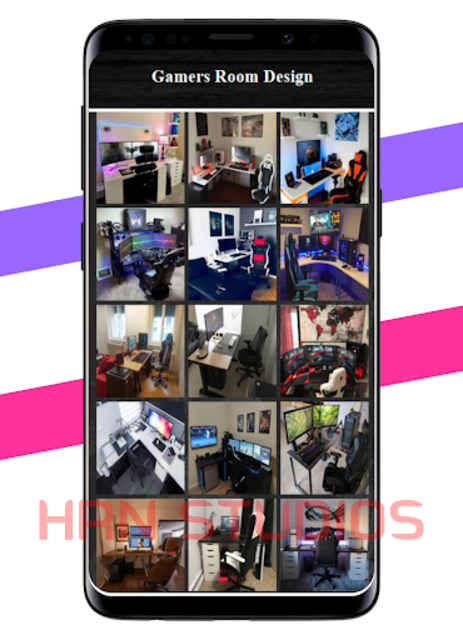 Gamers Room Design screenshot 1