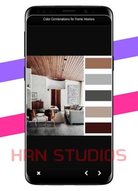 Color Combinations for Home Interiors screenshot 5
