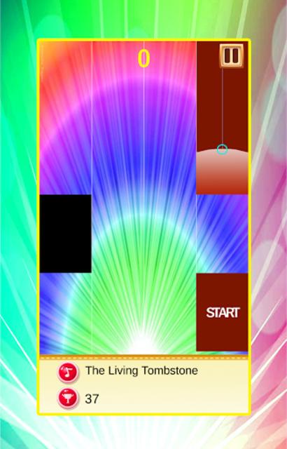 FNAF Piano Tiles Game screenshot 3