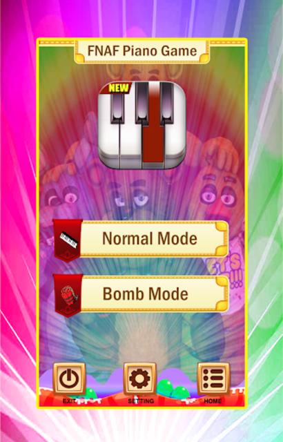 FNAF Piano Tiles Game screenshot 4