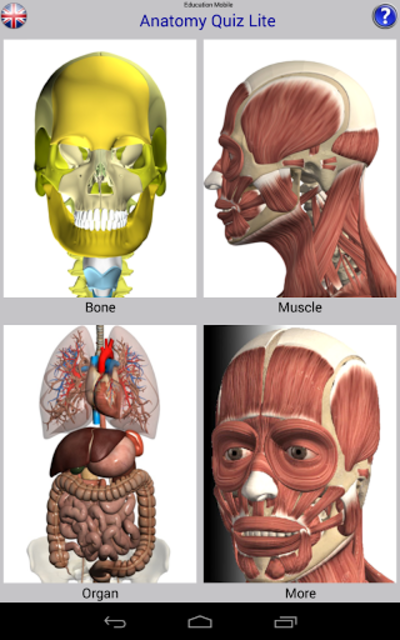 Anatomy Quiz Free screenshot 9