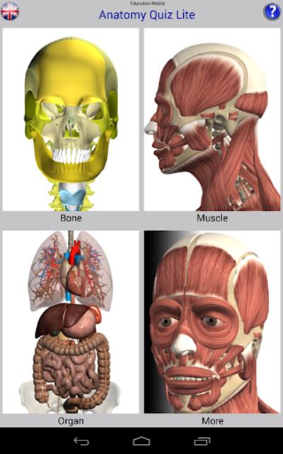 Anatomy Quiz Free screenshot 9