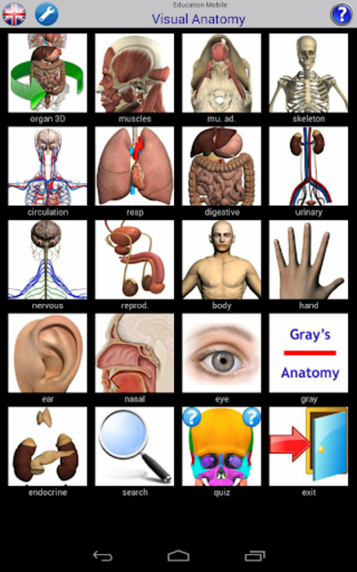 Visual Anatomy screenshot 9