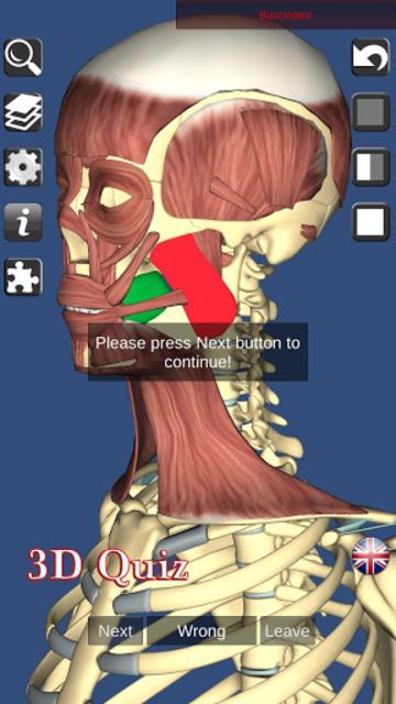 3D Bones and Organs (Anatomy) screenshot 7