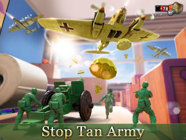 Army Men Strike - Military Strategy Simulator screenshot 16