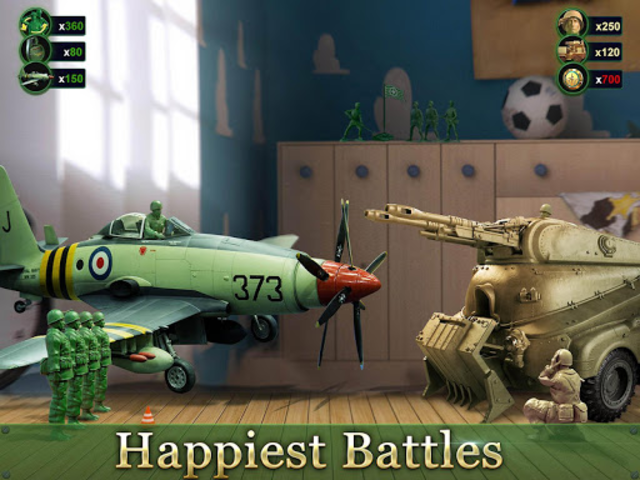 Army Men Strike - Military Strategy Simulator screenshot 17