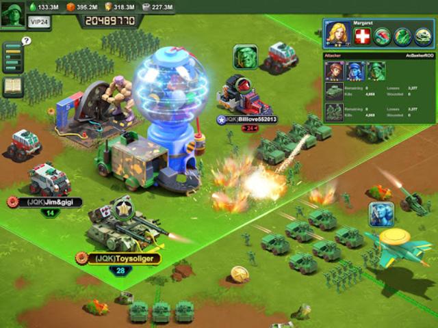 Army Men Strike - Military Strategy Simulator screenshot 18