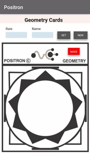 Geometry Cards screenshot 1