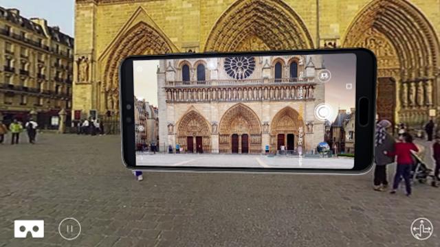 HUAWEI P20  VR screenshot 2