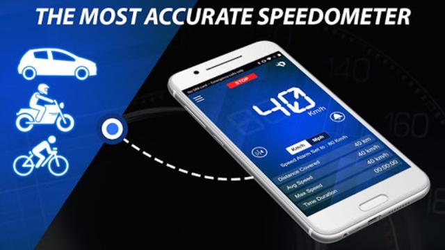 Speedometer: Heads Up Display & Speed Widget screenshot 2