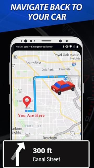 Speedometer: Heads Up Display & Speed Widget screenshot 3