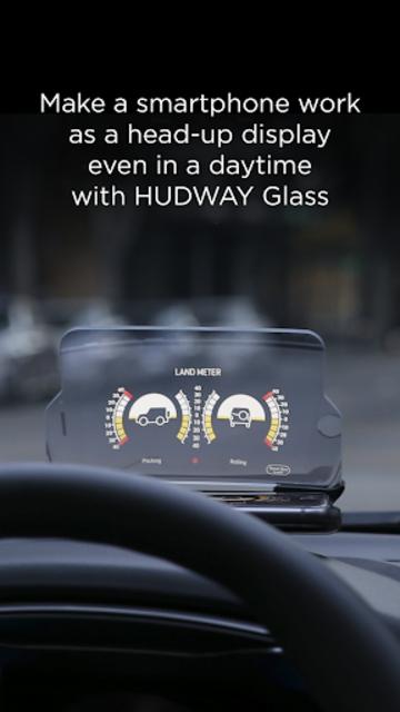 HUD Widgets —Driving widgets with HUD mode screenshot 5
