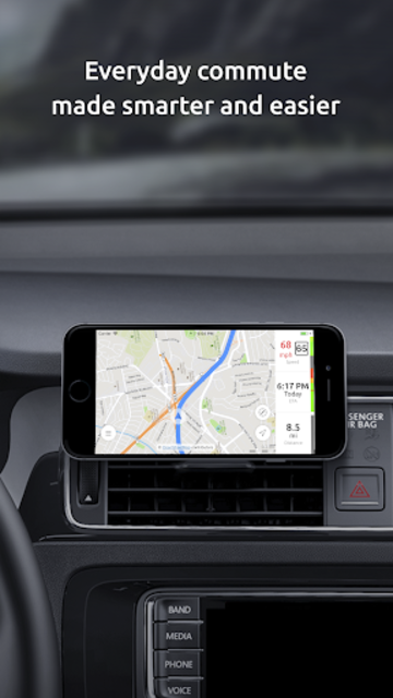 HUDWAY Go — GPS Navigation & Maps with HUD screenshot 3