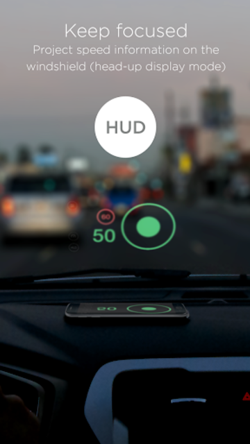 Speedometer by HUDWAY screenshot 3