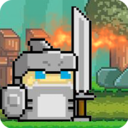 Knight Quest : Addicting adventure - 100 downloads / day