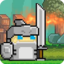 Knight tap addicting adventure