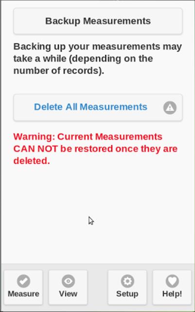 TremWatch(TM) Hand Tremor Test screenshot 6