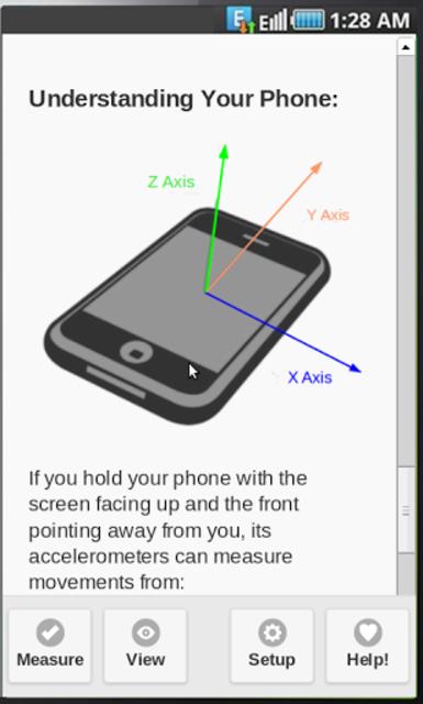 TremWatch(TM) Hand Tremor Test screenshot 8