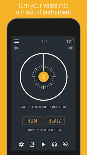 HumBeatz screenshot 1