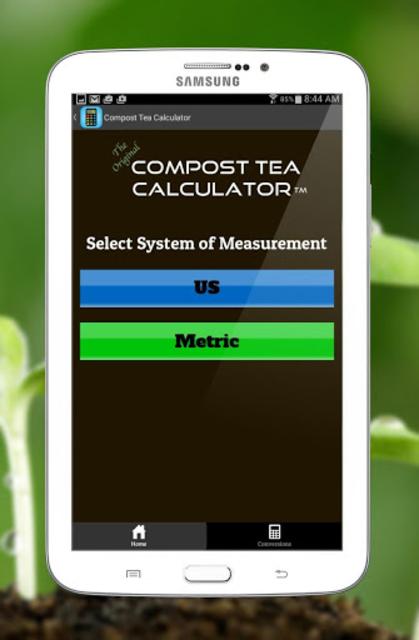 Compost Tea Calculator screenshot 5