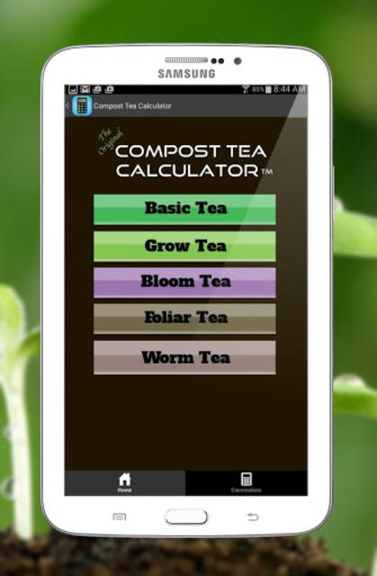Compost Tea Calculator screenshot 6