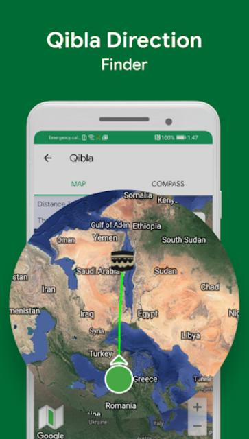 Muslim Assistant - Prayer Times, Azan, Qibla screenshot 2