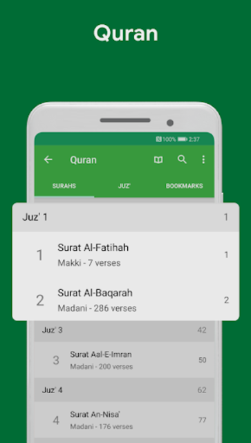 Muslim Assistant - Prayer Times, Azan, Qibla screenshot 3