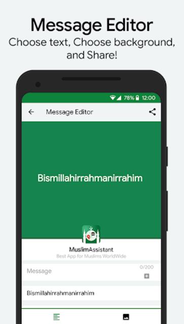 Muslim - Qibla Finder, Prayer Times, Quran, Azan screenshot 8