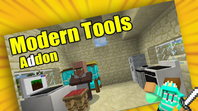 Modern Tools Mod all complete screenshot 2