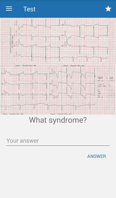 ECG  Interpretation and Tests. screenshot 5