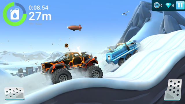 MMX Hill Dash 2 – Offroad Truck, Car & Bike Racing screenshot 12