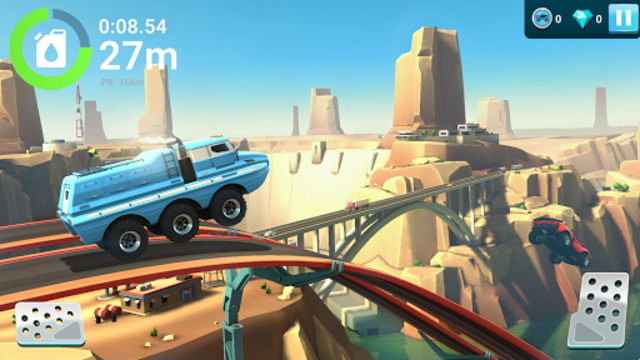 MMX Hill Dash 2 – Offroad Truck, Car & Bike Racing screenshot 5